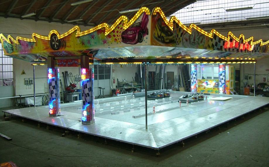 progettazione installazione e vendita di e giostre e